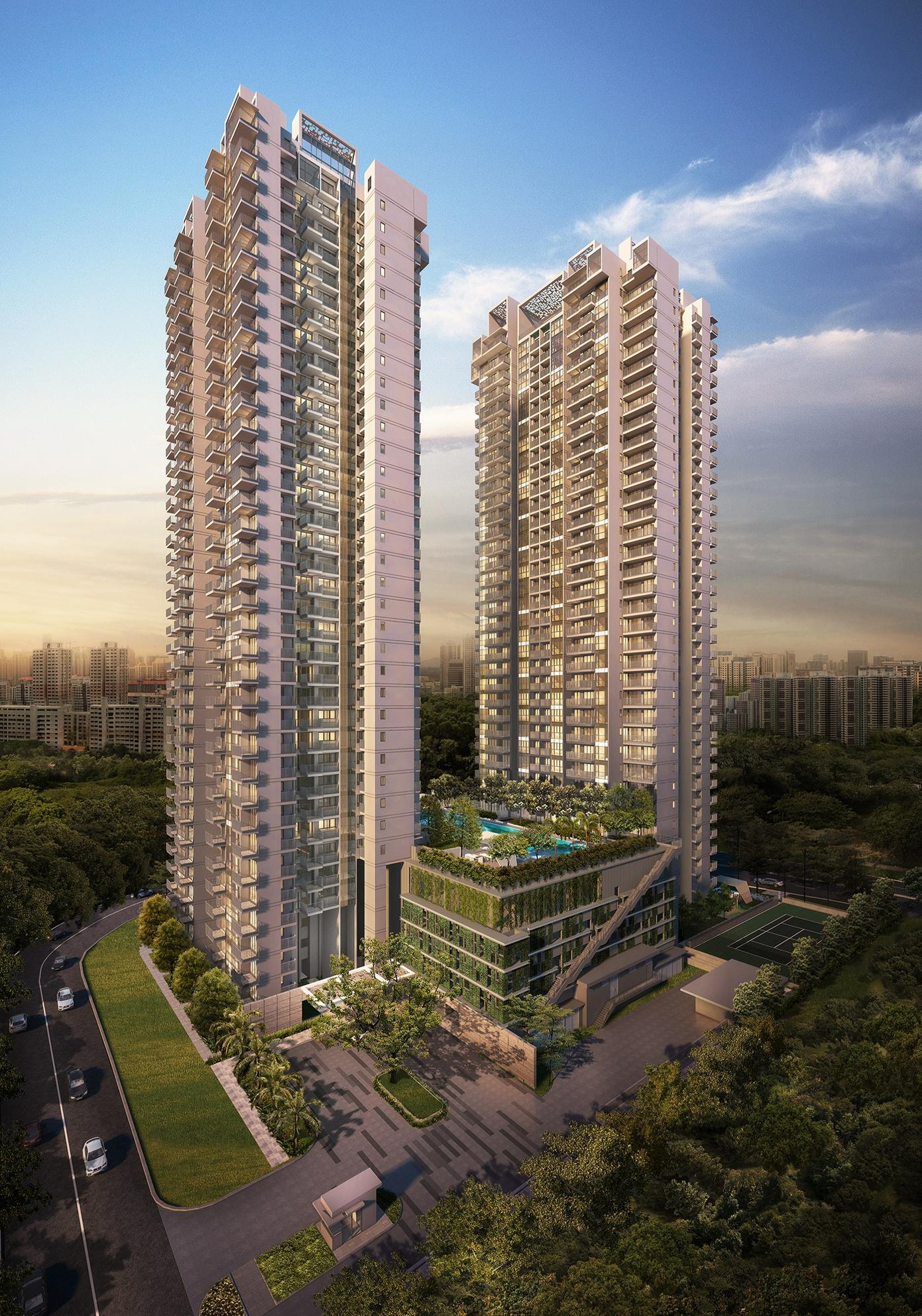 Developer Capitaland Past Project Sky Vue