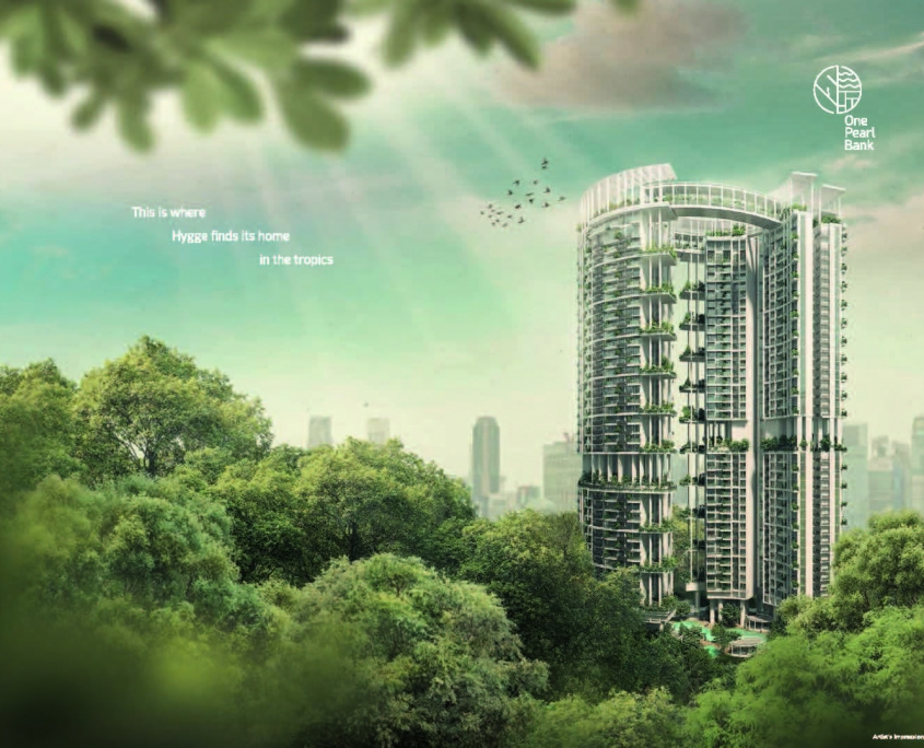 One Pearl Bank Condo By CapitaLand Outram Road